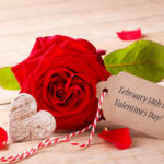Valentine's Day - The Day of Love on February 14th